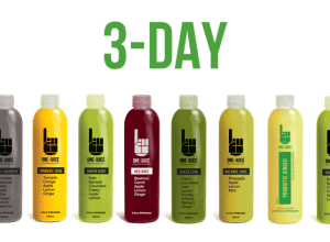 regular cleanse 3 day