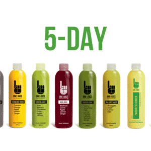 regular cleanse 5 day