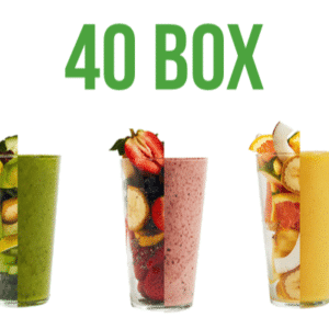 slimming smoothie box 40