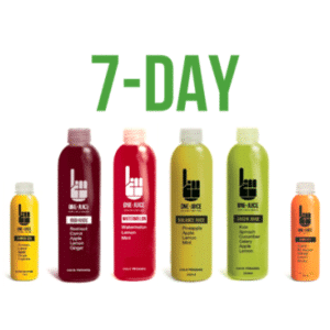 7 day immunity cleanse juice