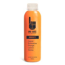 immunity juice shot