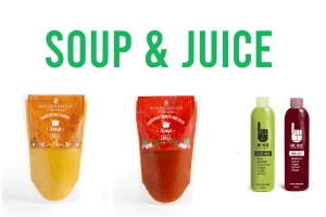 Soup and Juice_14 April 2020